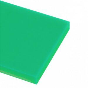 HMPE 1000 plaat groen